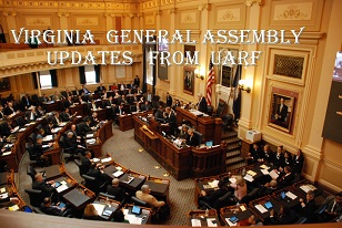 Virginia General Assembly Updates