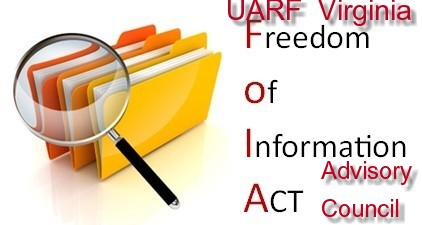 UARF FOIA Advisory Council